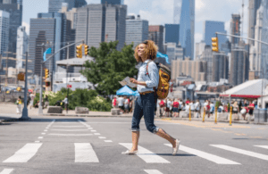 urban backpacking safety tips